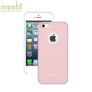 Moshi iGlaze Case for iPhone 5S / 5 / SE - Pink